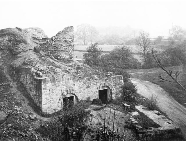 Lime Kilns built by Butterly Brick