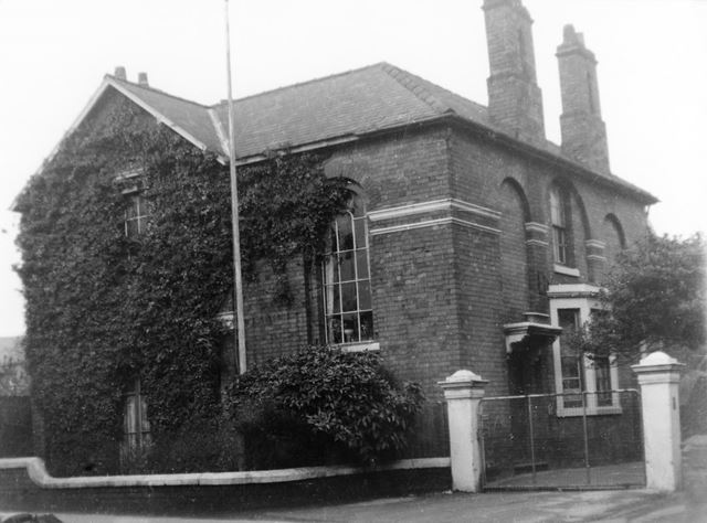 Cope's House, Ripley
