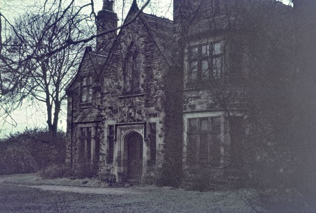 Second Vicarage, Duffield