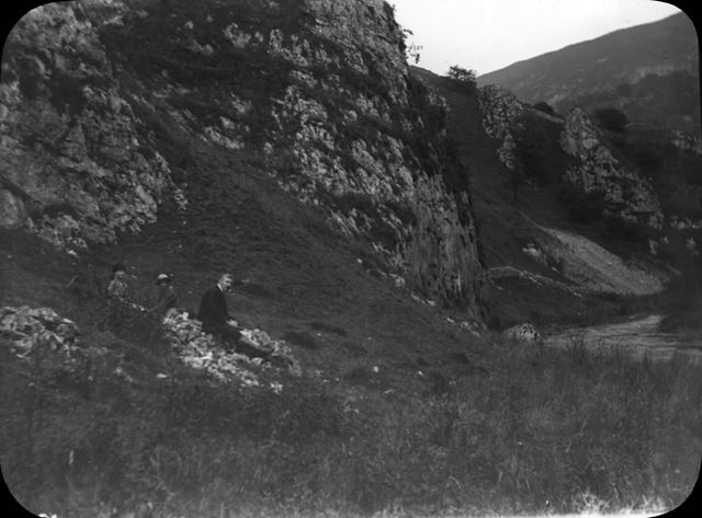 Foot of Hall Dale, Dovedale