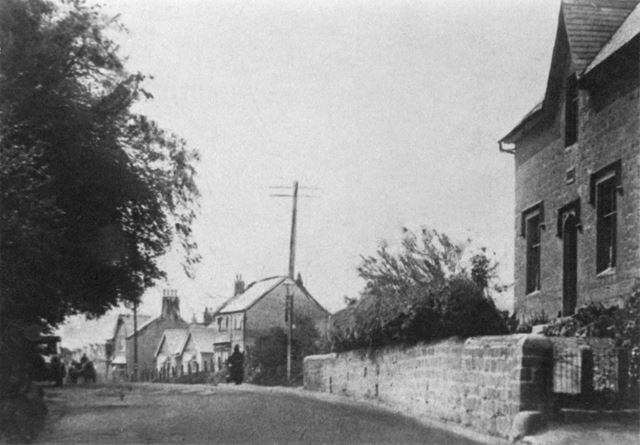 Old School House, Shirebrook,