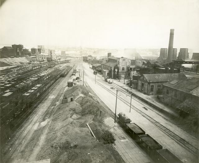 General View of Devonshire Works