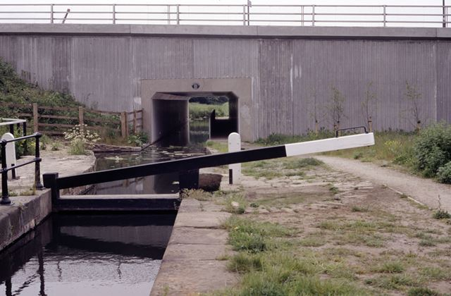 Tapton Tunnel on the Chesterfield Canal, Tapton, Chesterfield, 1991
