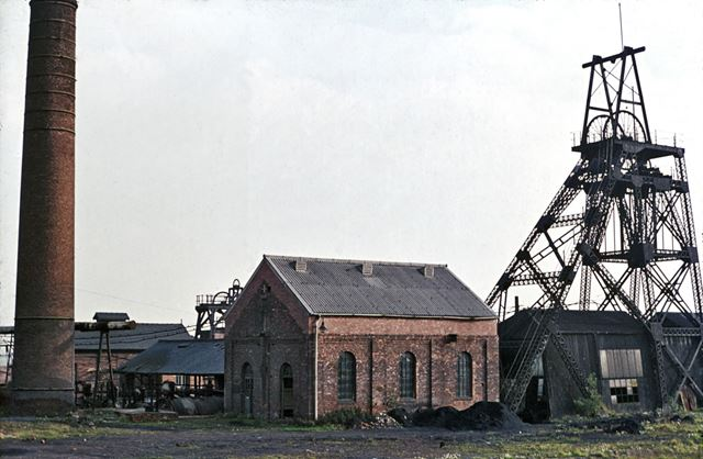 Stanley Colliery