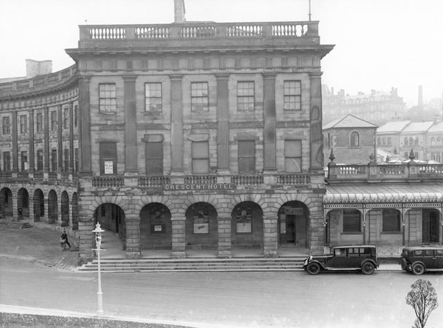 The Crescent Hotel, Buxton