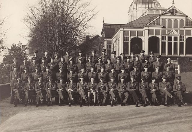 Military Intelligence Course, Smedley's Hydro, Matlock