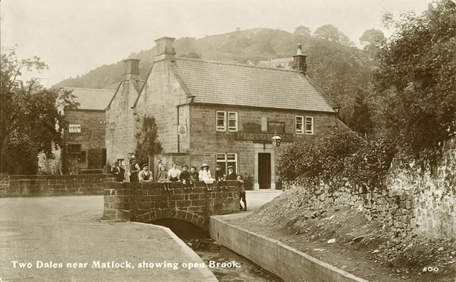 The Plough Inn, Two Dales