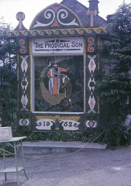 Well dressing, Youlgreave