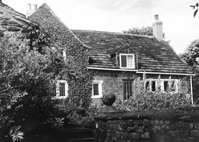 The oldest stone house in Dronfield
