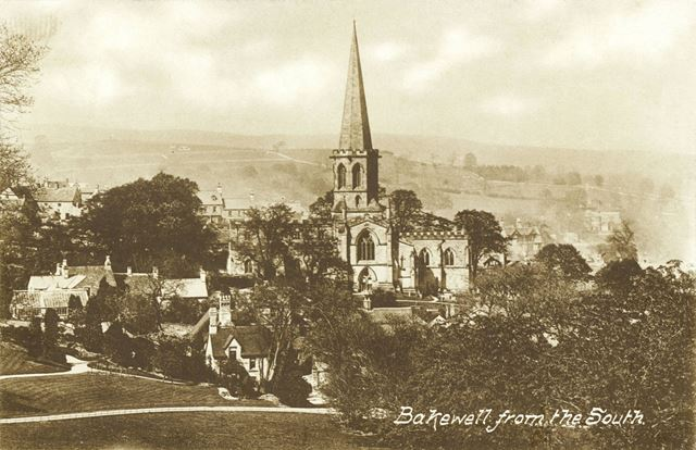 Bakewell from the South