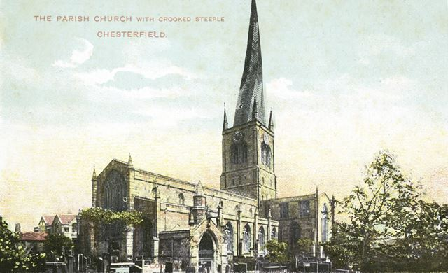 Parish Church of Our Lady and All Saints (crooked spire)