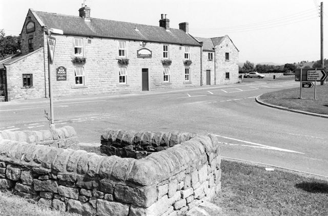 The Travellers Rest Inn, Brough