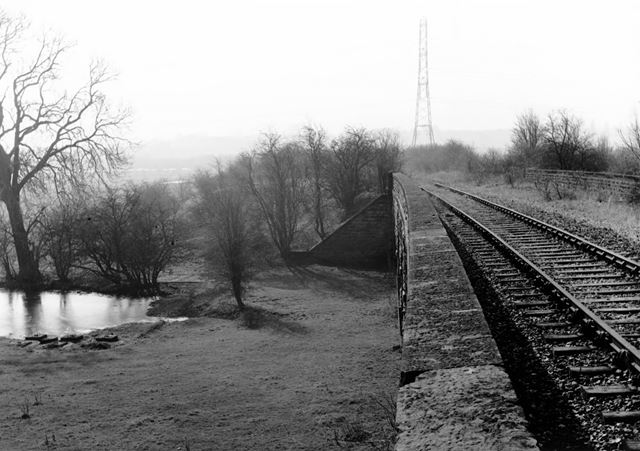 Former Derby to Melbourne and Ashby railway