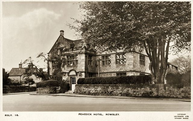 The Peacock Hotel, Rowsley
