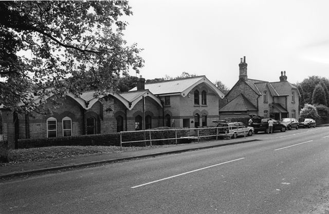 Station and Station House
