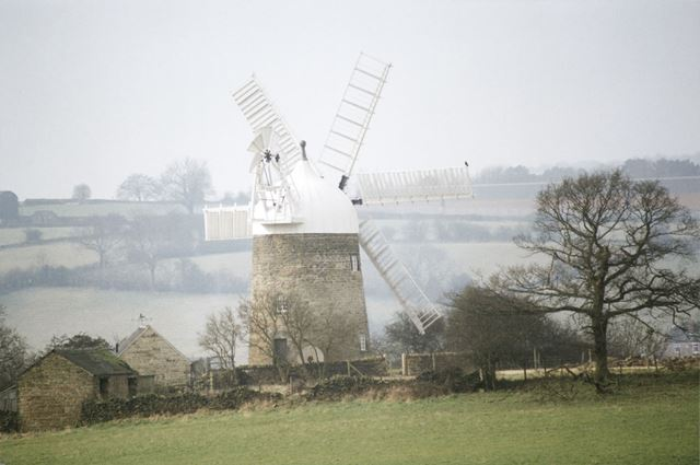 Heage Windmill, Nether Heage, c 1990s-2000s