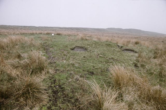 Site of coal pit and shale bank, Danebower Colliery, Dane Valley, c 1970s