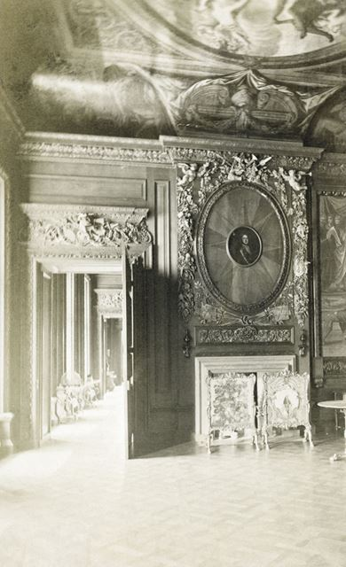 The State Drawing Room, Chatsworth House, Chatsworth, c 1868