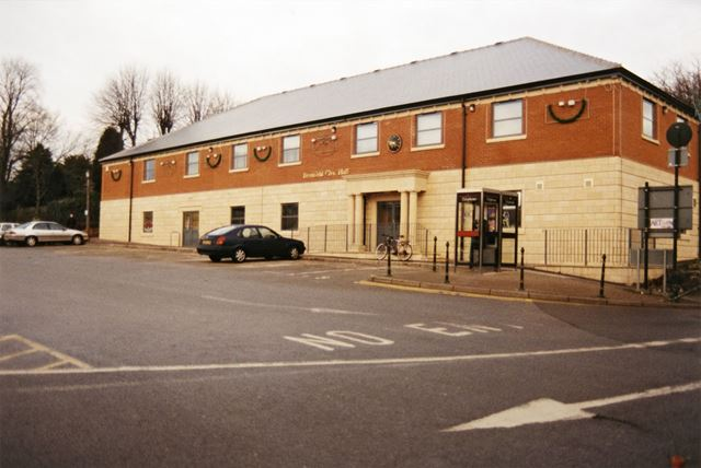Dronfield's new Civic Hall