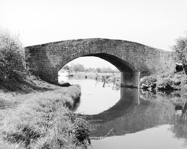 Trent and Mersey Canal, Great Wilne, 1975
