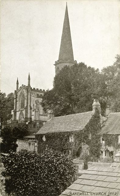 Bakewell Church and South Church Street, Bakewell