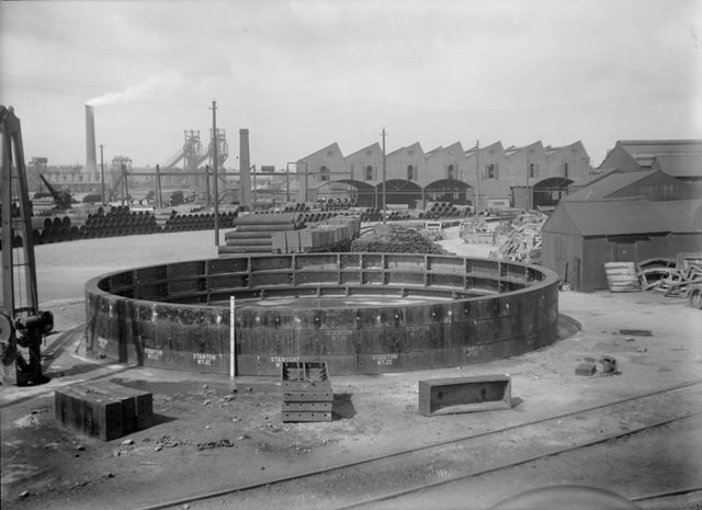 Cast Iron lining for Mersey Tunnel