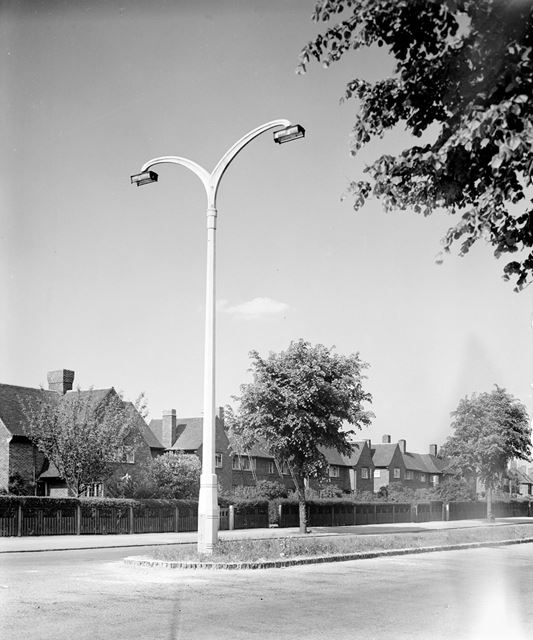 Looking North, Valley Road, Basford, Nottingham, c 1950s?