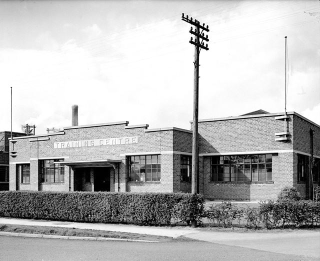 The Works Training Centre, Low's Lane, Stanton Works, c 1950s