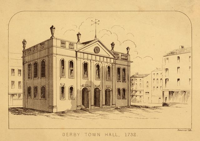 Town Hall, front view