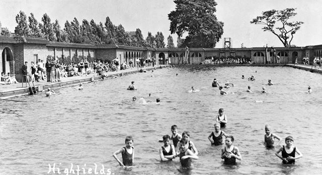 Highfields Swimming Bath