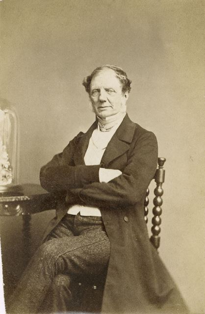 Henry Pelham Fiennes Pelham-Clinton, 5th Duke of Newcastle, c 1850s
