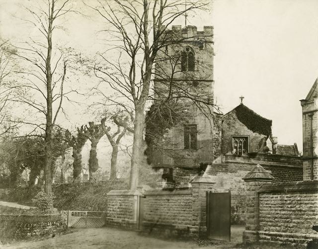 Old All Saints Church, Annesley