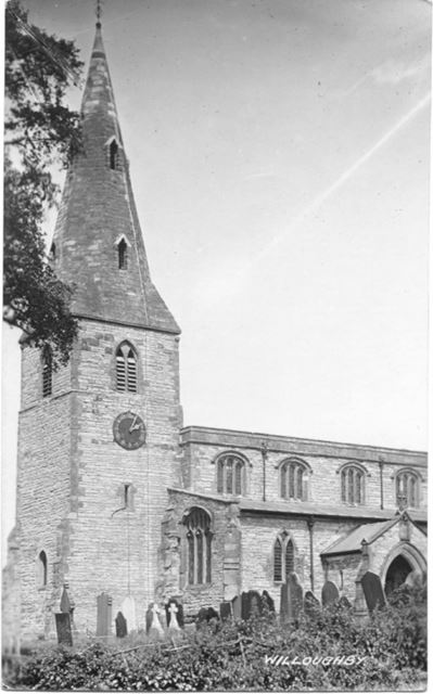 St Mary and All Saints Church, Willoughby