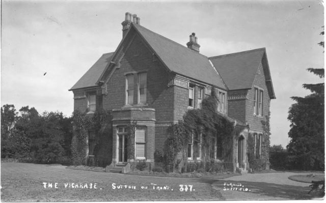 The Vicarage, Sutton on Trent