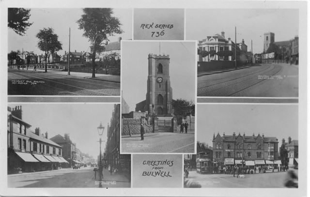 Five views of Bulwell