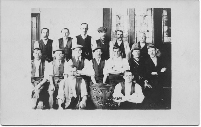 Gilt Hill Soup Kitchen Workers