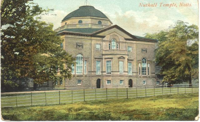 Nuthall Temple, Notts