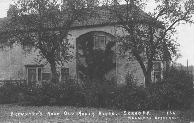 Manor House, Scrooby, c 1900s-1920s