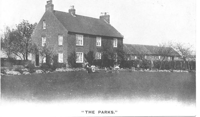 The Parks', Southwell?, c 1900s