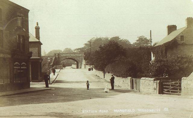 Station Road, Mansfield Woodhouse