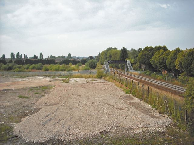 Site of Former Gerrard Brothers Soap Factory, Wilkinson Street, Basford, 2011