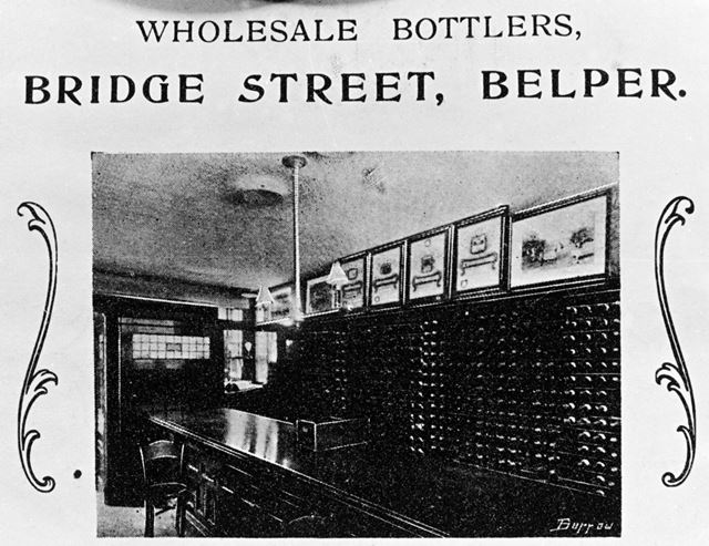 James M Pym and Sons, wine merchants