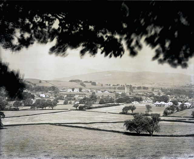 View of Burbage, c 1920s ?
