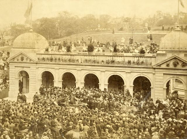 Opening of the Pump Room