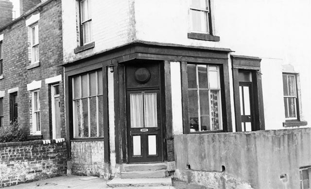 106 Holland Road, Old Whittington, Chesterfield, 1975