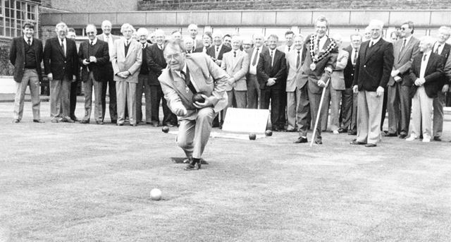 Bowling Club, New Beetwell Street, Chesterfield, 1994