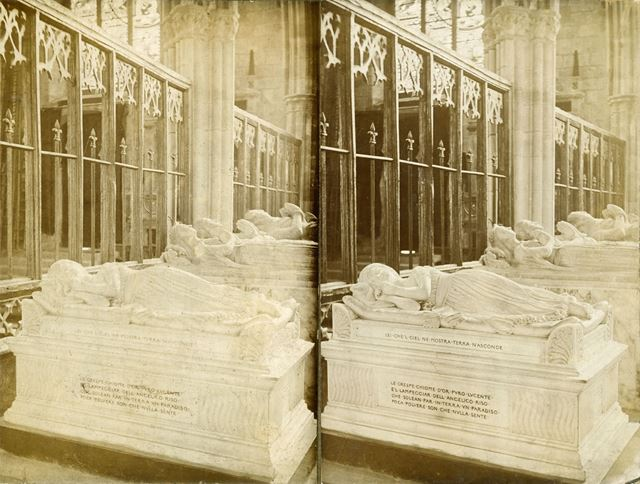 Boothby Tombs in St Oswald's Church