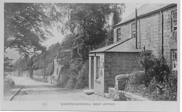 Whatstandwell Post Office