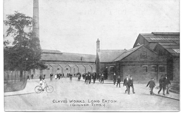 Claye's Works, Long Eaton - Dinner Time