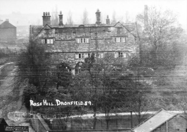 Rose Hill, Chesterfield Road, Dronfield